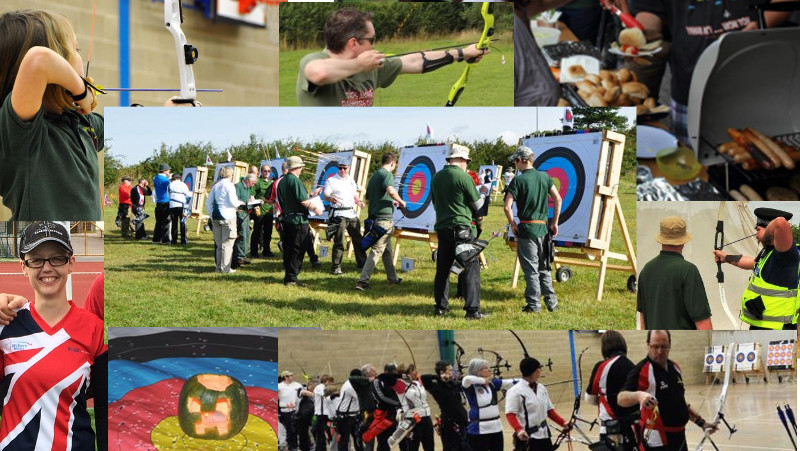 Home | Northampton Archery Club