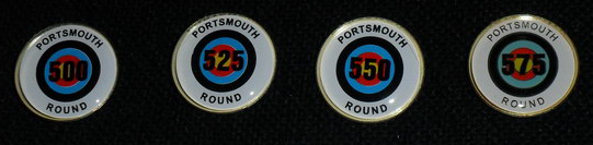 Portsmouth Badges