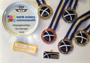 Lizzie C medals Edinburgh scaled